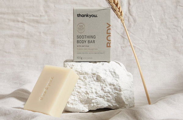 Thankyou launch new plastic-free personal care collection Image
