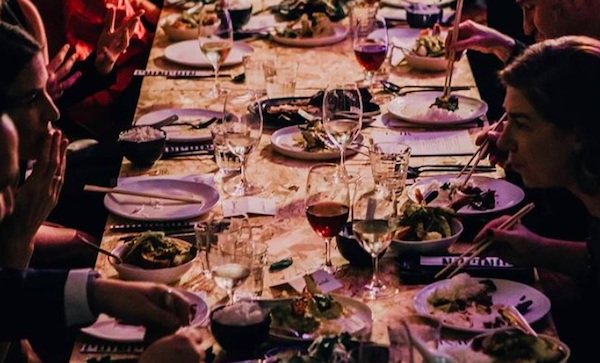 Chin Chin are hosting 'Garden of Eatin'' plant-based feast Image