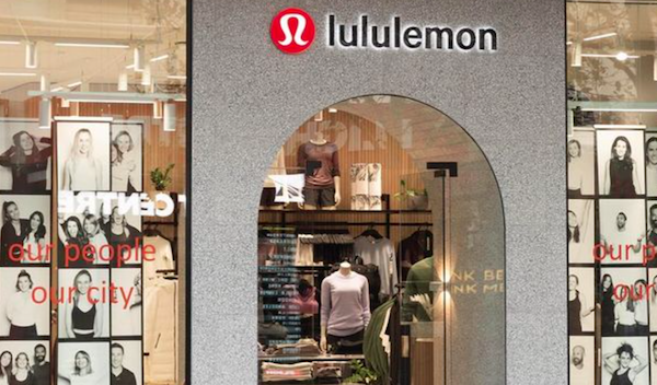 Lululemon's first multi-level store in Australia is coming!  Image