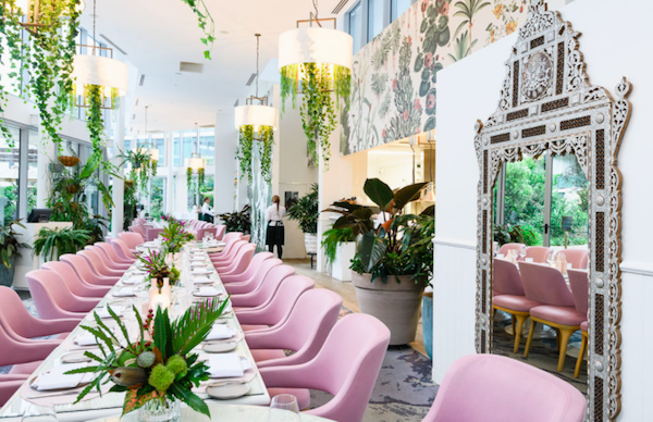 Farm-to-table restaurant The Botanica Vaucluse re-open their doors  Image