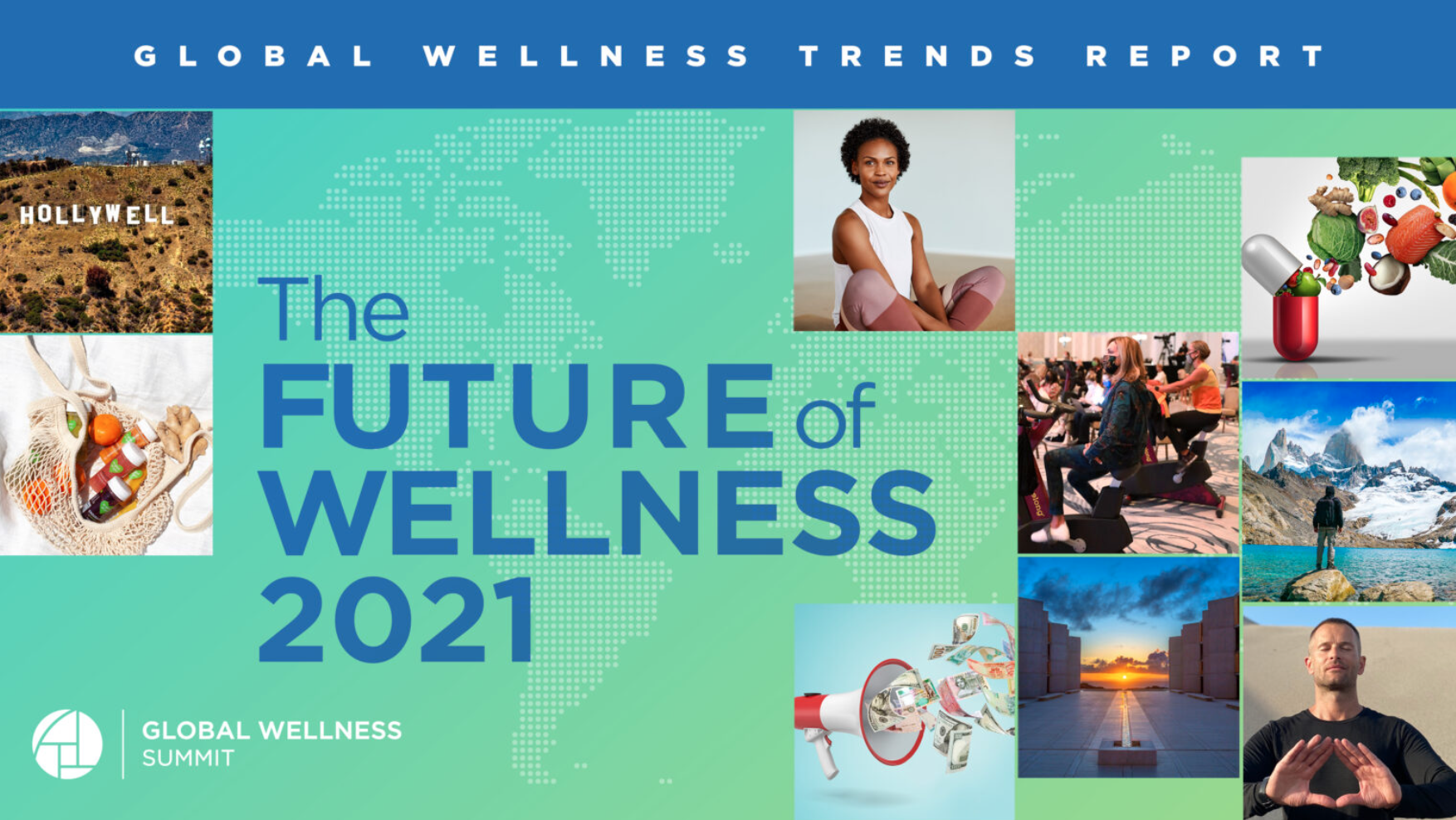The Global Wellness Summit releases 'The Future of Wellness 2021' trends report Image