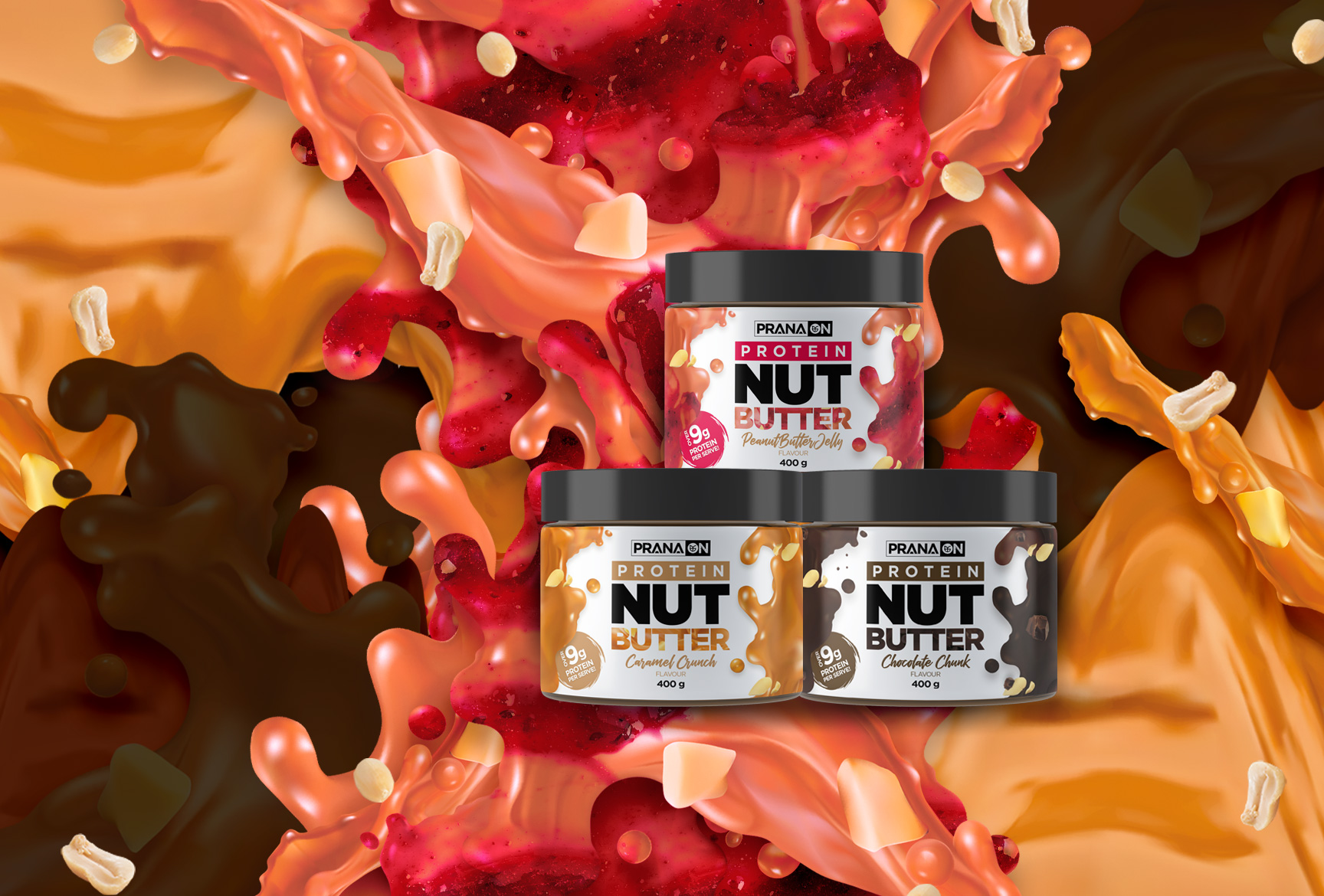 Australia's First High Plant Protein Nut Butter