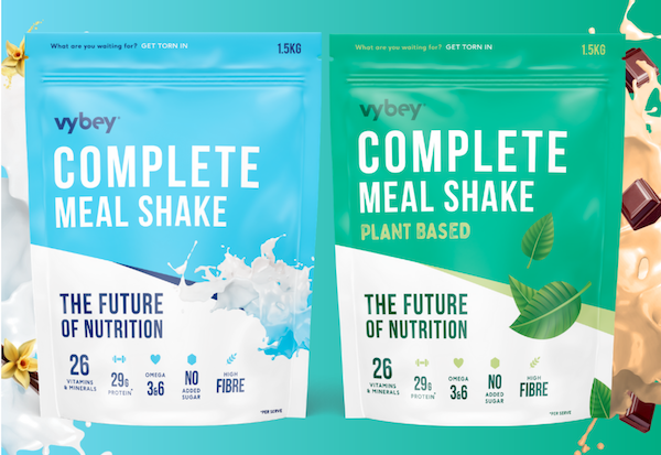 New product launch: complete meal powder with gut and brain health additions! Image